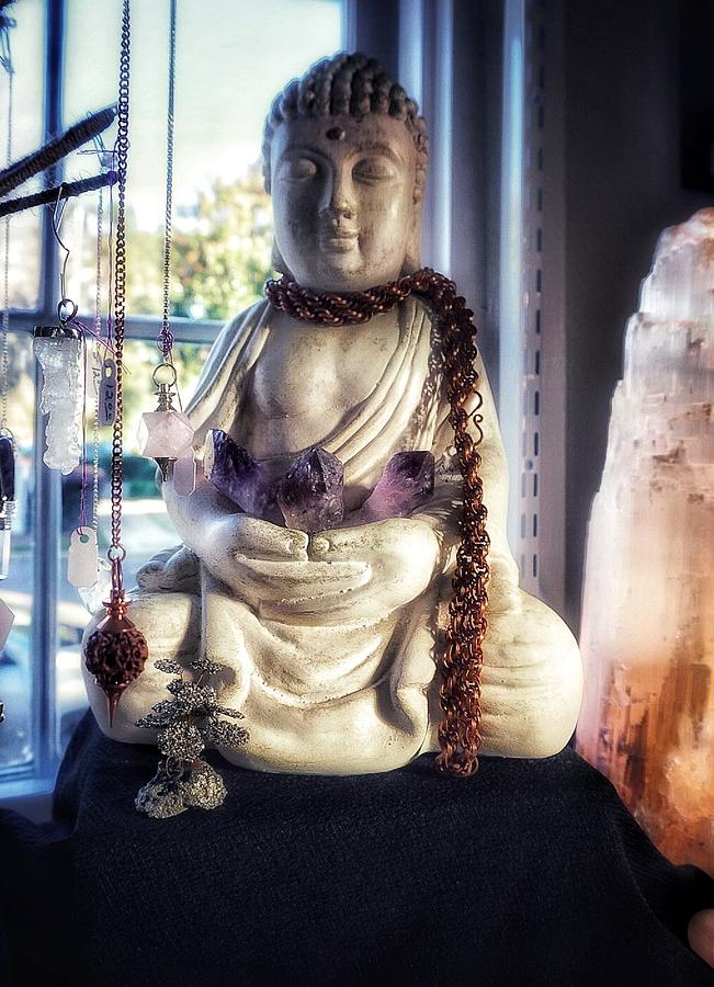 For the Baptist Buddhists by Patricia Greer