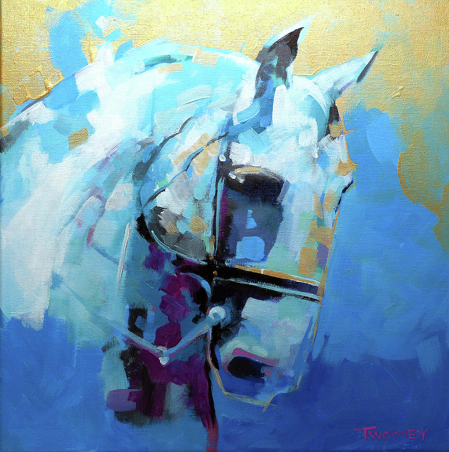 For The Love Of Horses, Lippizan 1.0 by Catherine Twomey