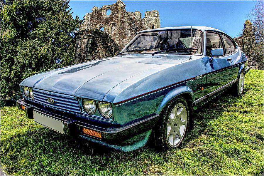 Ford Capri 3.8i by Peter Leech