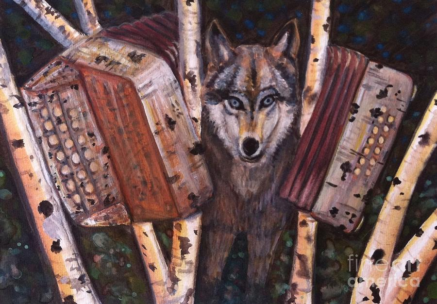 Forest Music by Linda Markwardt