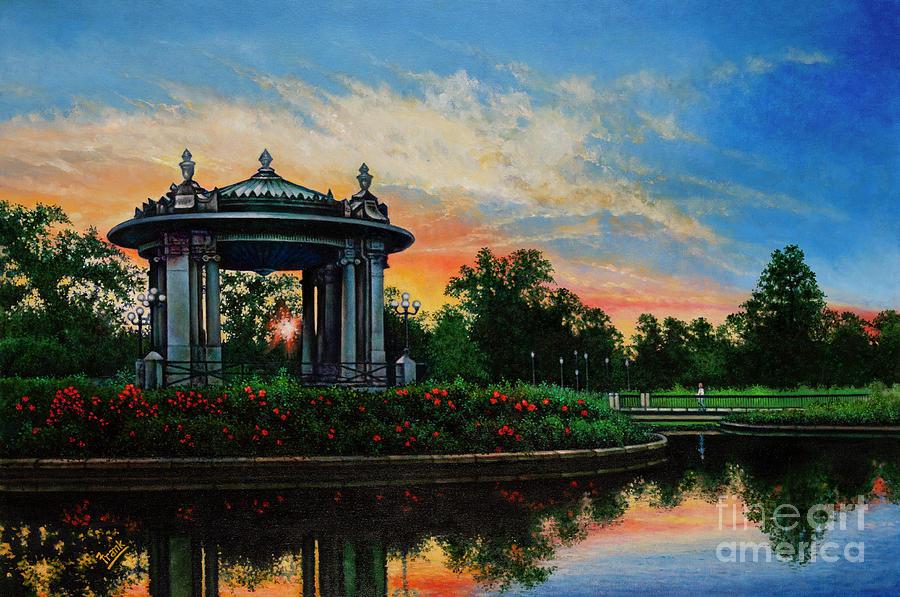 Forest Park Bandstand 2 by Michael Frank