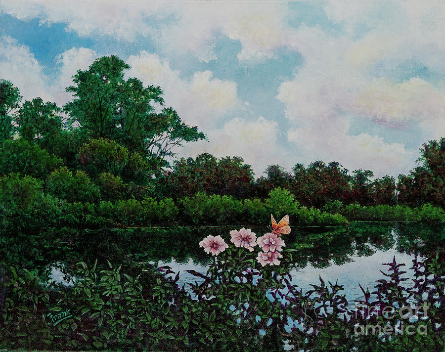 Forest Park Waterways 3 by Michael Frank