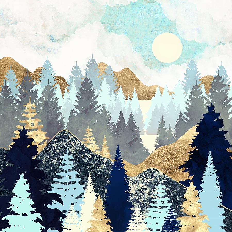 Forest Vista by Spacefrog Designs