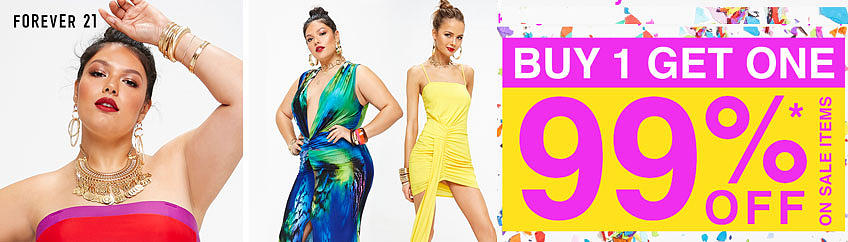 Forever 21 Coupon And Promo Code