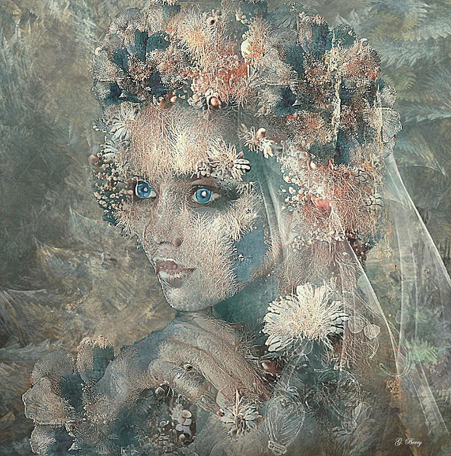 FORGET ME KNOT BRIDE by G Berry