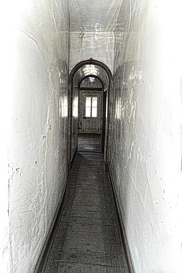 Forgotten Hallway by Ron Weathers