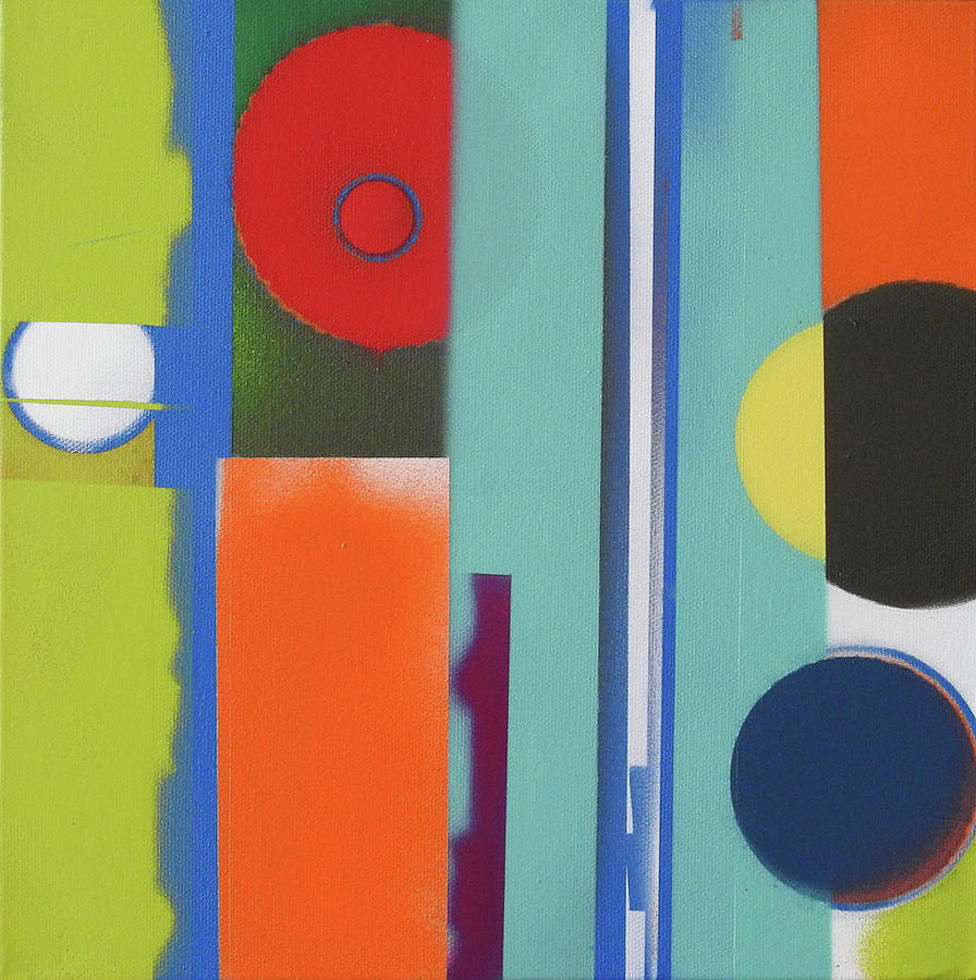 Forma Rotonda 1 by Gill Miller