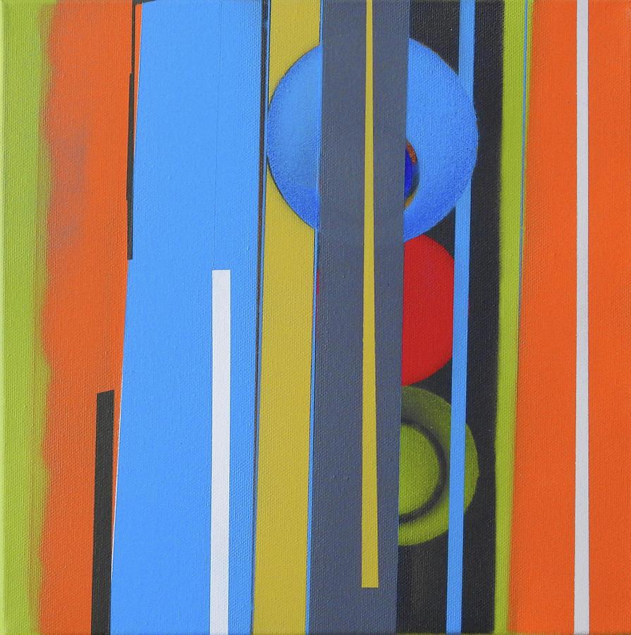 Forma Rotonda 3 by Gill Miller