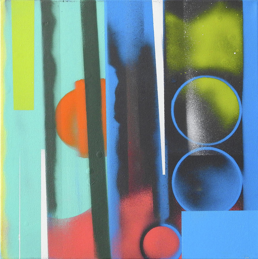 Forma Rotonda 5 by Gill Miller