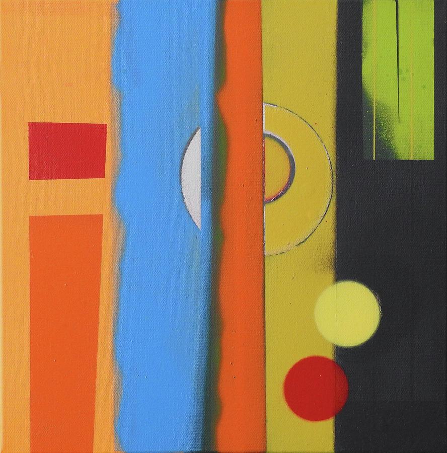 Forma Rotonda 2 by Gill Miller