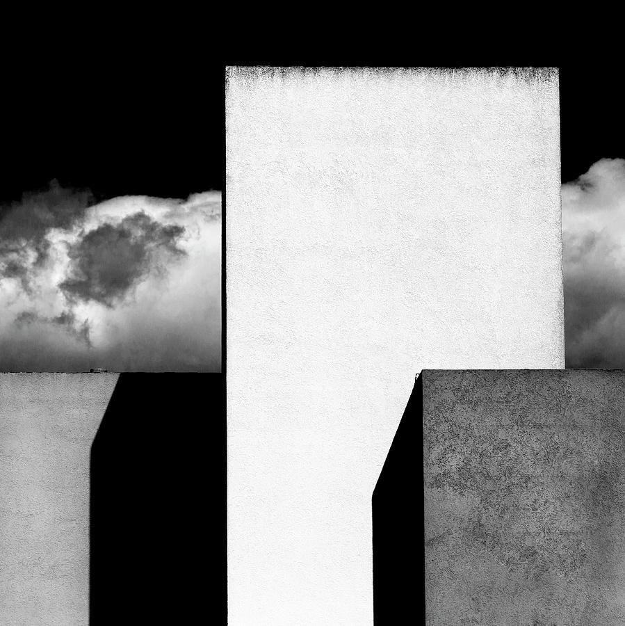 Architecture Photograph - Forme by Massimo Della Latta