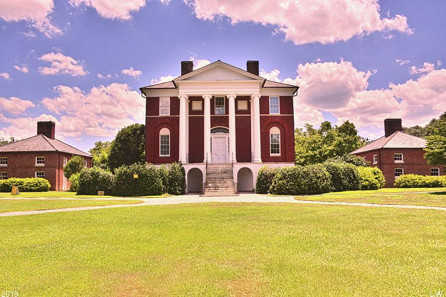 Former Site Of Columbia Theological Seminary 2 by Lisa Wooten