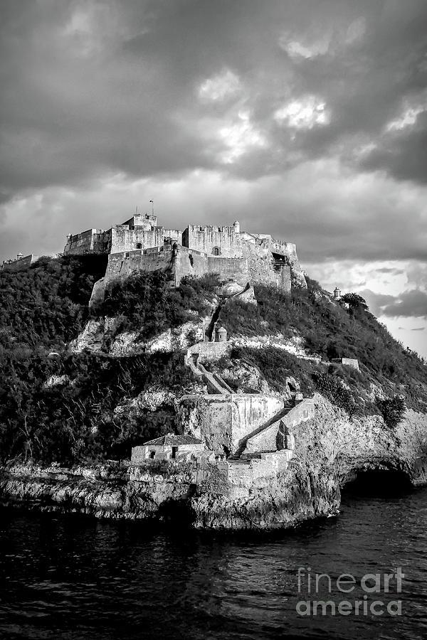 Fort at Santiago de Cuba 2 by Stefan H Unger