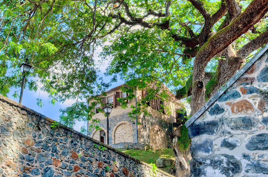 Fort King George by Nadia Sanowar