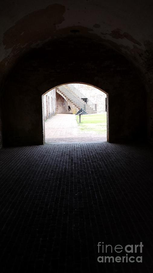Fort Macon 1 by Paddy Shaffer