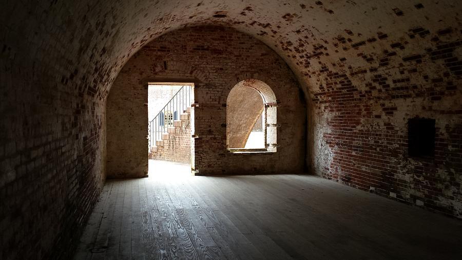 Fort Macon 2 by Paddy Shaffer