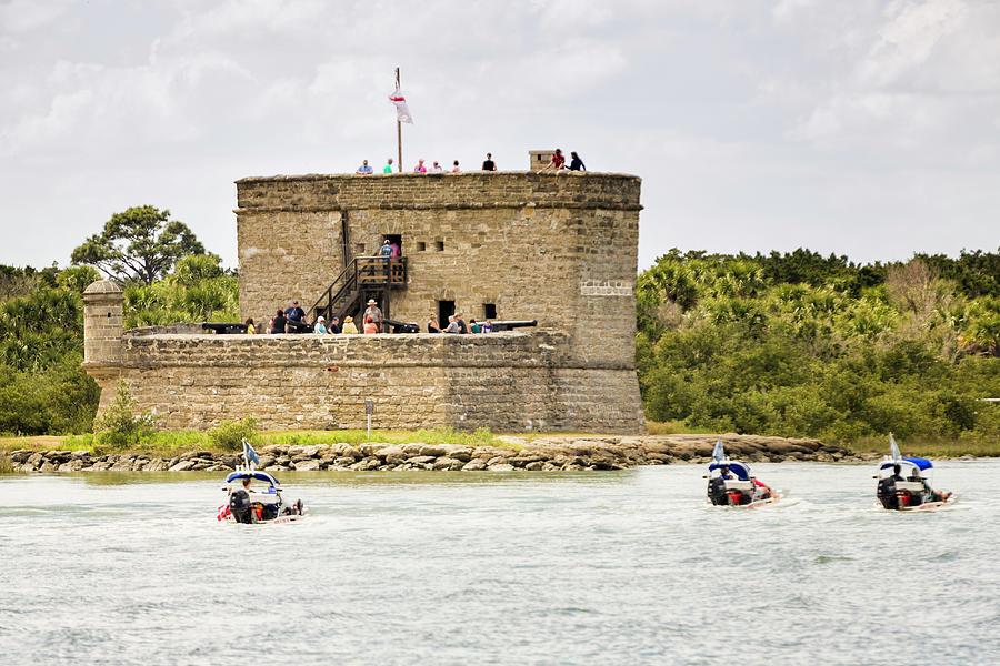 Fort Matanzas by Fran Gallogly