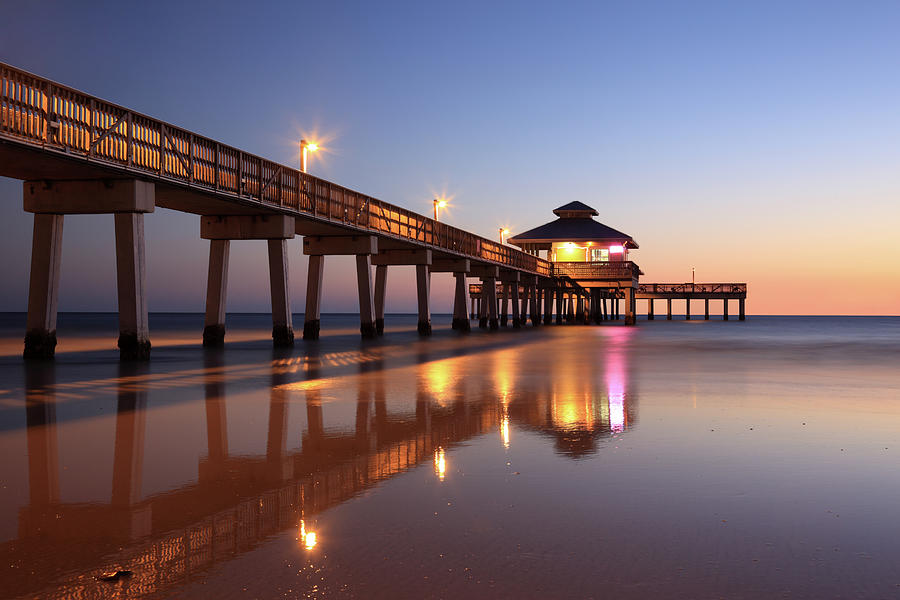 Fort Myers Beach, Florida Photograph by Jumper