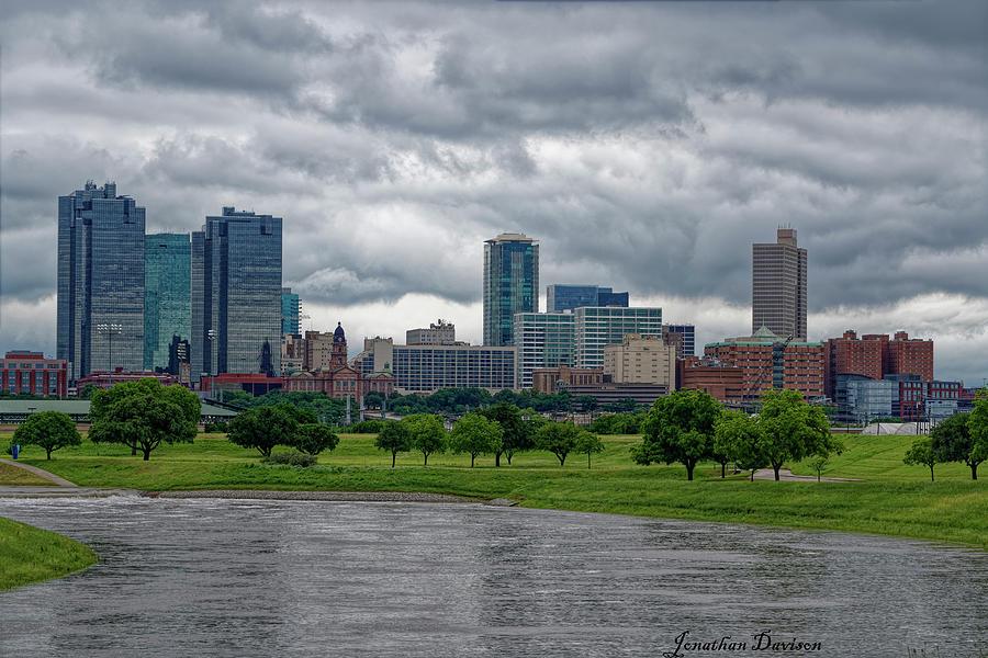 Fort Worth Moody by Jonathan Davison