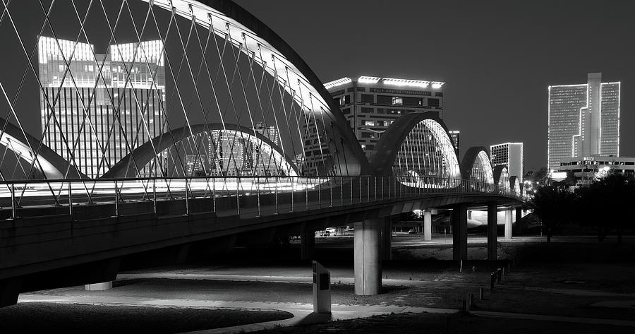 Fort Worth Skyline 090919 by Rospotte Photography
