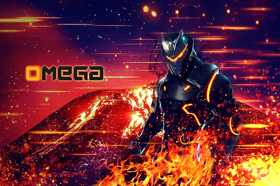 Fortnite Omega Digital Art By Lanaya Pinky The omega skin is unlocked at tier 100 (max tier) of the paid season 4 battle pass. fortnite omega by lanaya pinky
