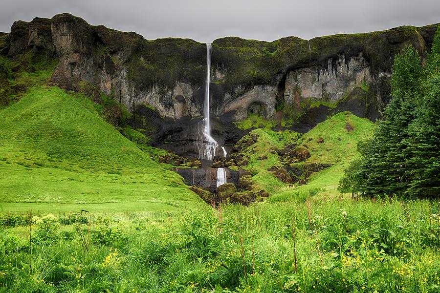 Foss a Sidu Waterfall Iceland 6301901 by Rick Veldman