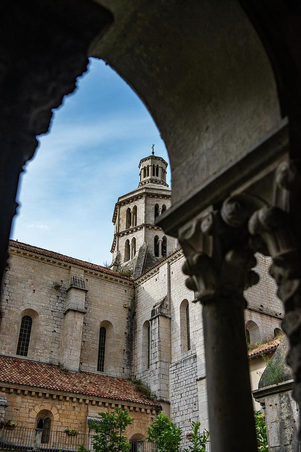 Cistercian Monastery Photograph - Fossanova Abbey by Joseph Yarbrough