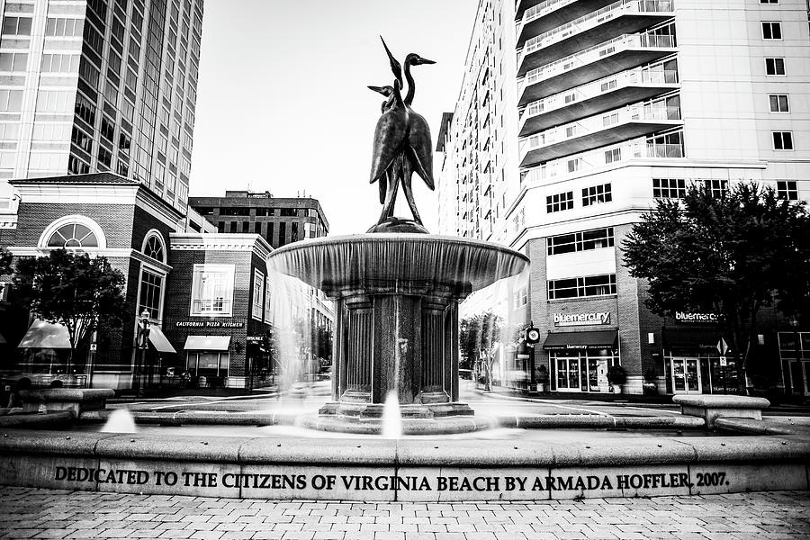 Fountain Plaza by Pete Federico