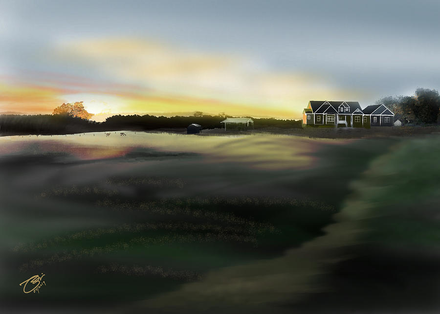 Four Blessings Farm by Joel Deutsch