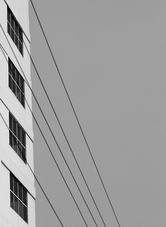 Four Windows and Wires by Prakash Ghai