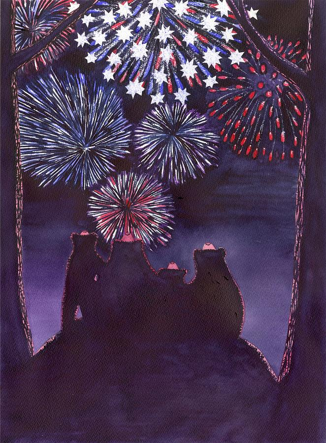 Fourth of July by Catherine G McElroy