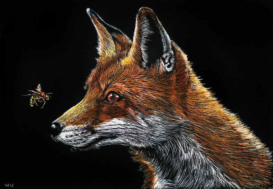 Fox and Hornet by William Underwood