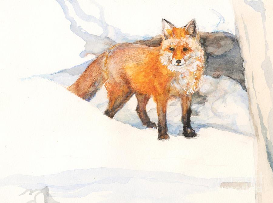 Fox by Nancy Watson