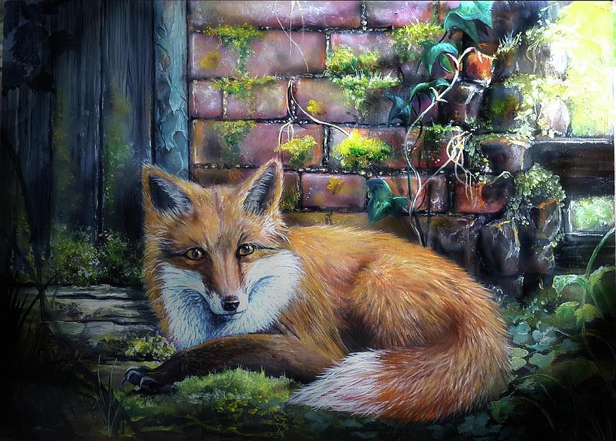Fox by Penny Golledge