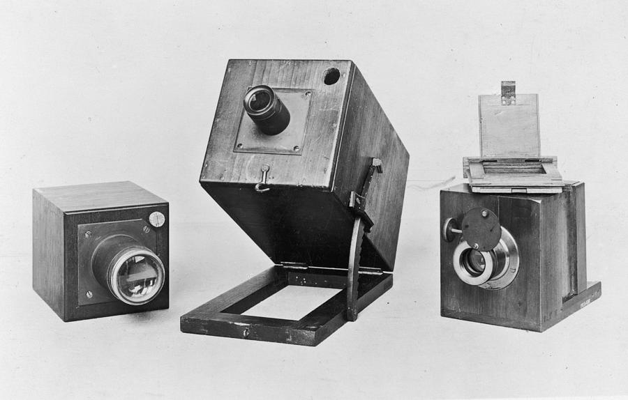 Fox Talbots Camera Photograph by Spencer Arnold Collection