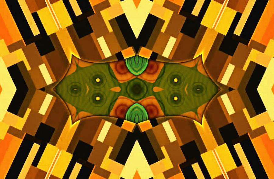Fractal Excitement by Mario Carini