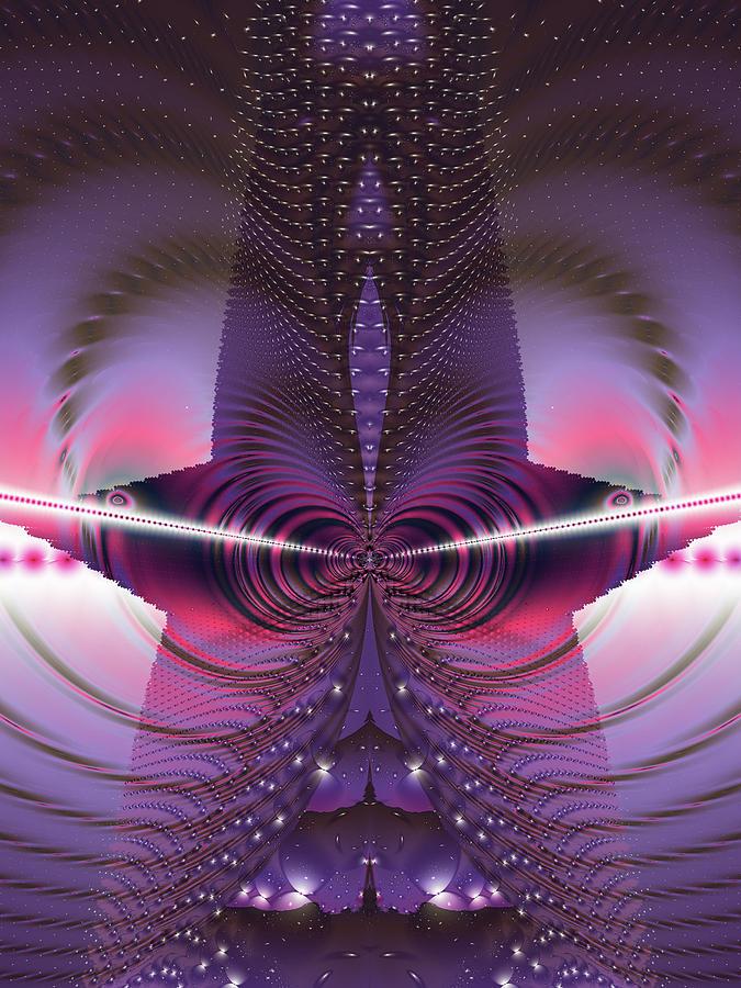 Fractal Horizons by Mario Carini