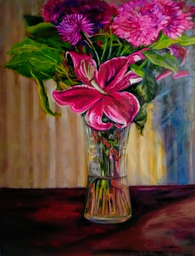 Fragrance Filled the Room by J Reynolds Dail