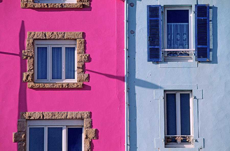 Outdoors Photograph - France, Finistere, Morgat, Crozon by Gardel Bertrand / Hemis.fr
