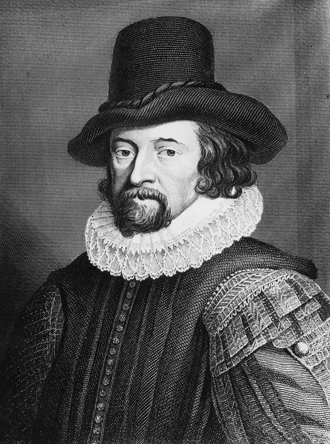 Francis Bacon Photograph by Hulton Archive