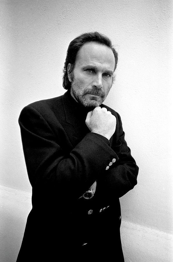 Franco Nero Actor London 1992 Photograph by Martyn Goodacre