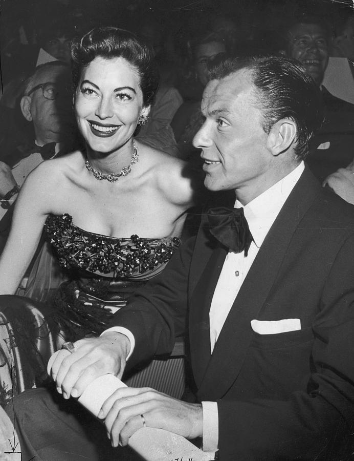 Frank & Ava Photograph by Archive Photos