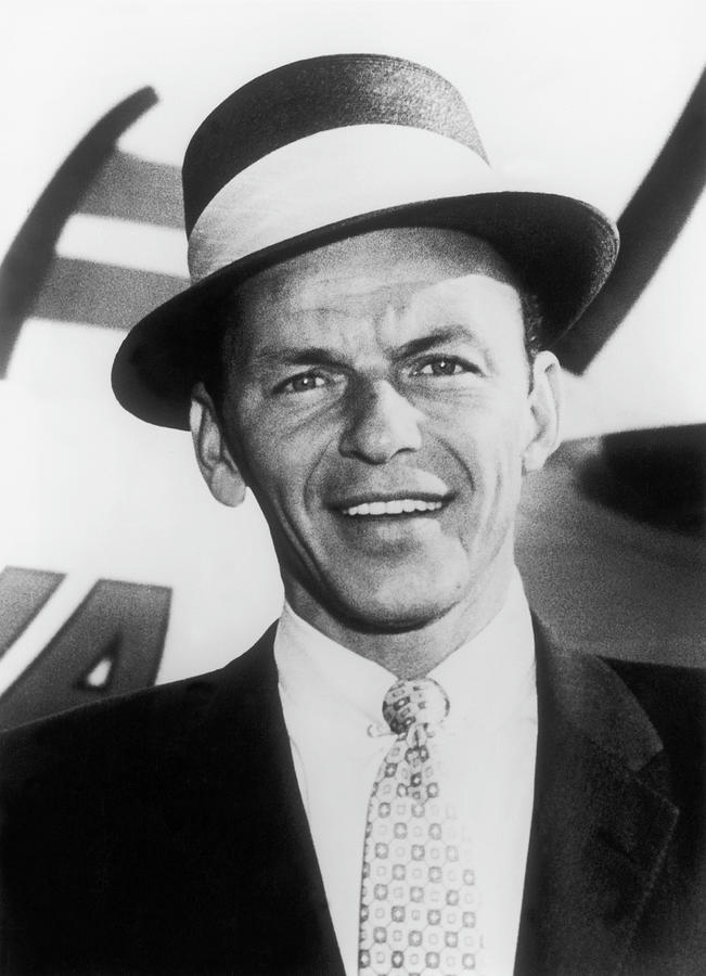Frank Sinatra About 1961 Photograph by Keystone-france