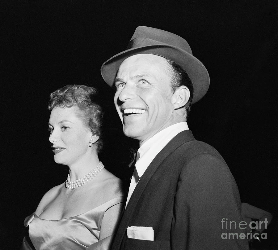 Frank Sinatra And Deborah Kerr Photograph by Bettmann