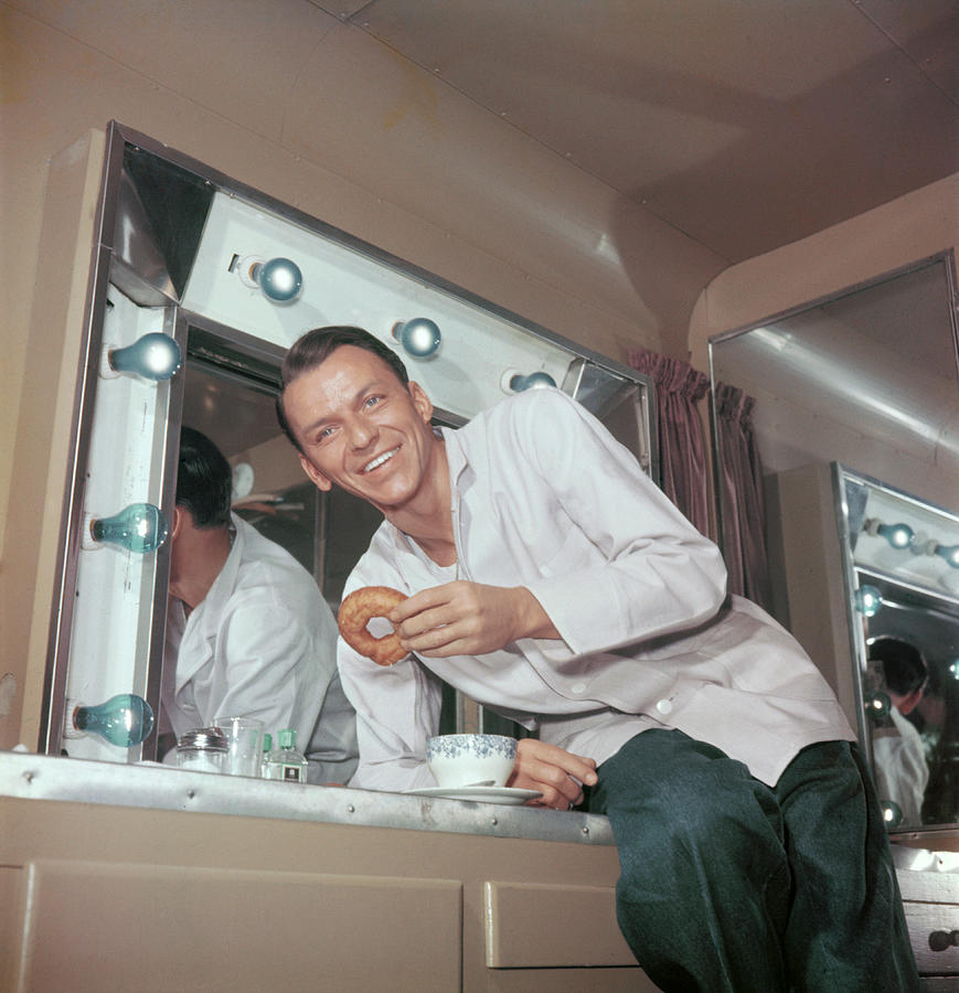Frank Sinatra Photograph by Archive Photos
