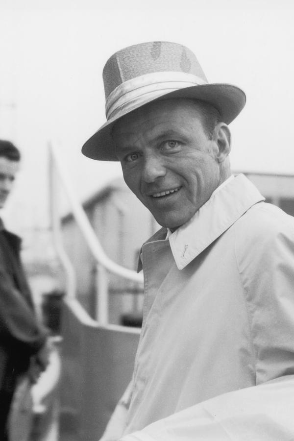 Frank Sinatra Photograph by J. Wilds