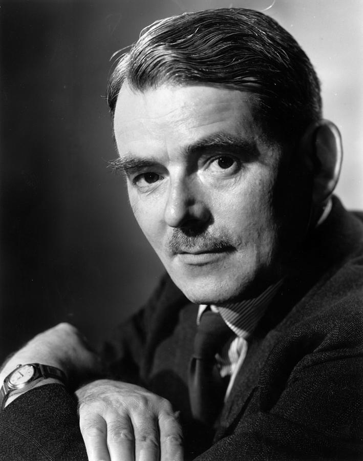 Frank Whittle Photograph by Baron