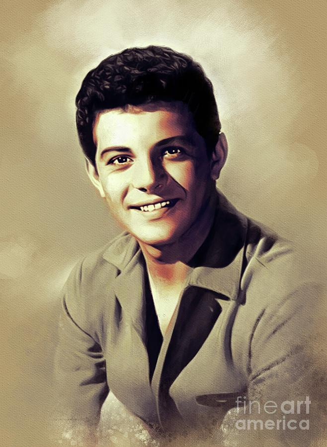 Frankie Avalon, Actor and Singer by John Springfield