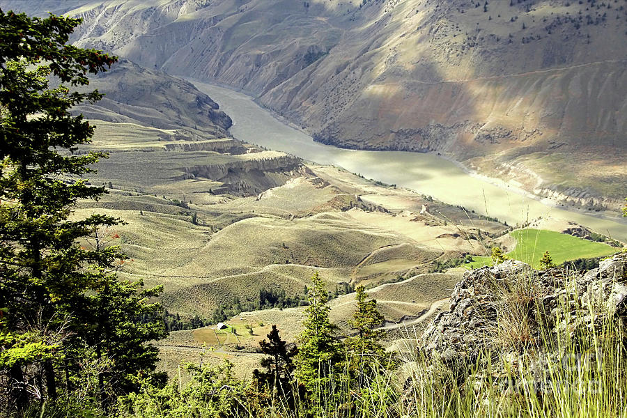 Fraser River Basin1 by Roland Stanke