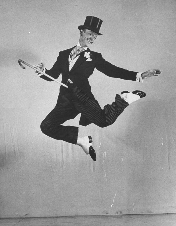 Fred Astaire Photograph by Bob Landry